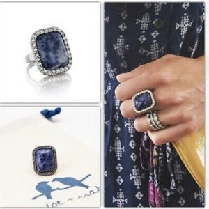 Tangier Deco Statement Ring